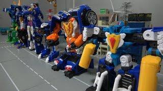 Hello Carbot Blue Robot Toys Car Transformation 헬로카봇 블루 로봇 자동차 장난감 변신