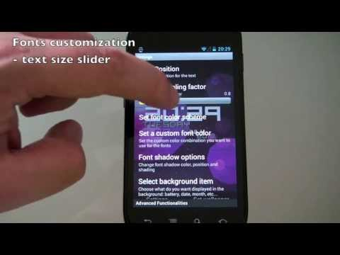Timewall - Live Wallpaper brings 3D iOS7 parallax on Android