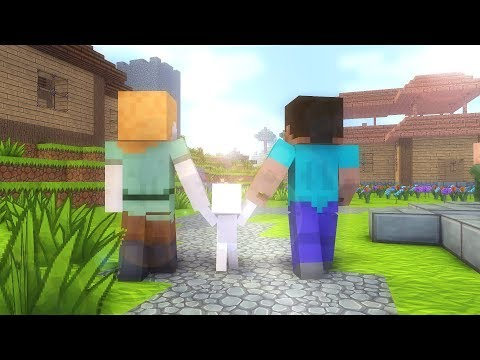 Thumbnail: Steve Life 1-7 - Minecraft animation