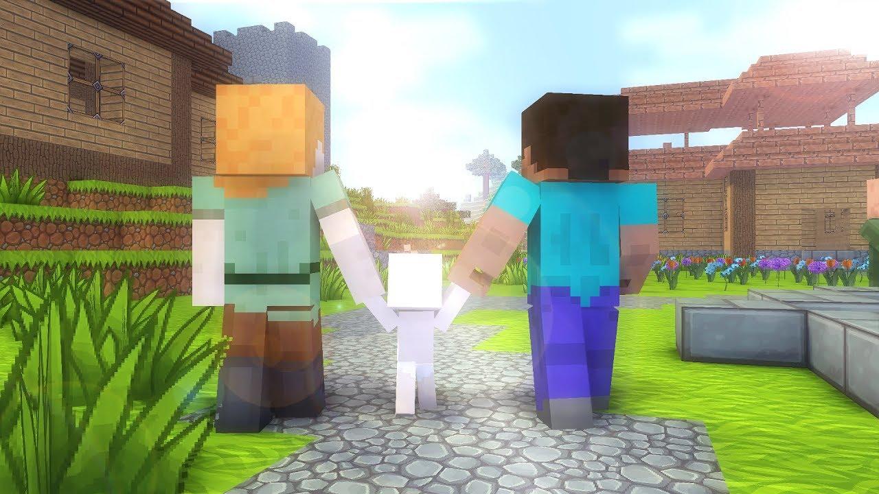 steve life 1 7 minecraft animation youtube