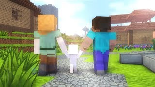 Steve Life 1-7  - Minecraft animation thumbnail