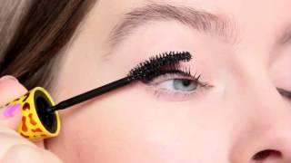 Как рисовать стрелки на глазах видео