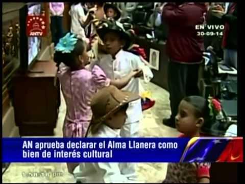 Asamblea Nacional declara el Alma Llanera como bien de interés cultural