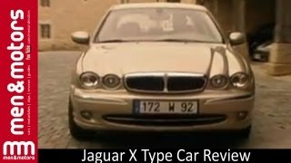 Jaguar X Type Review (2001)