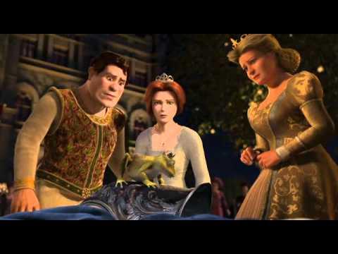 Shrek 2 -Final Scene- English