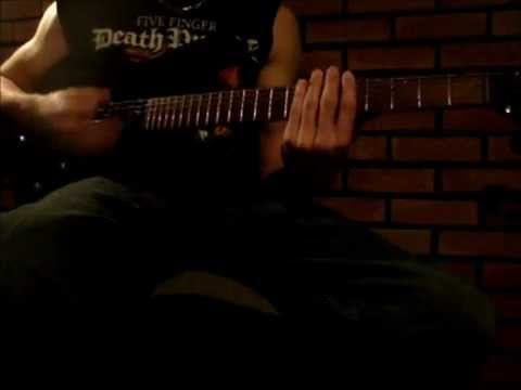 Five Finger Death Punch - Salvation (Guitar Cover by JaiZo)