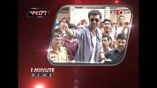 Top 3 Bollywood news in 1 Minute:- 06-06-13