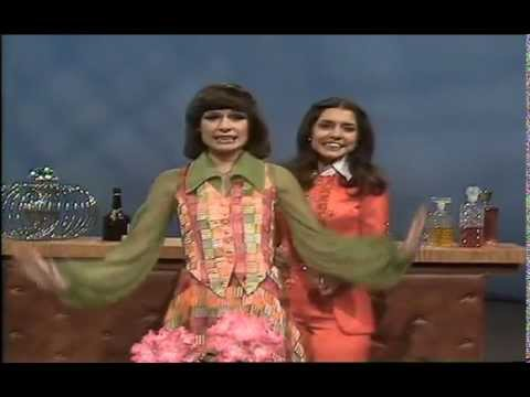 Mary Roos & Tina York  Alles Show 1974