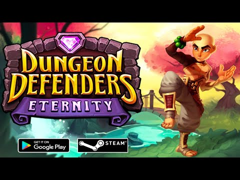 Dungeon Defense - Rebirth and New Character - YouTube