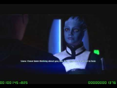 mass effect 2 dating