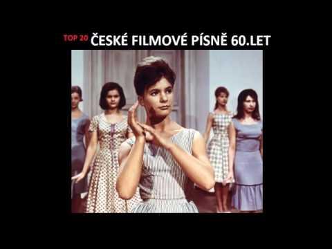 TOP 20: České filmové písně 60.let