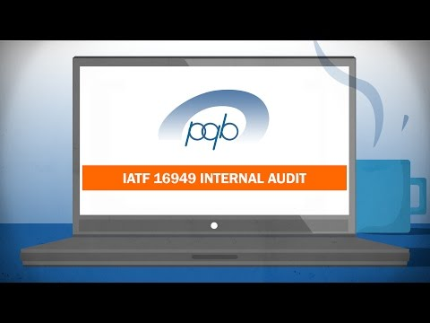 Online course IATF 16949 internal audit