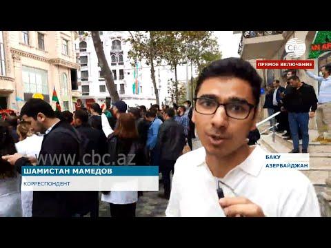 Победа Азербайджана над Арменией