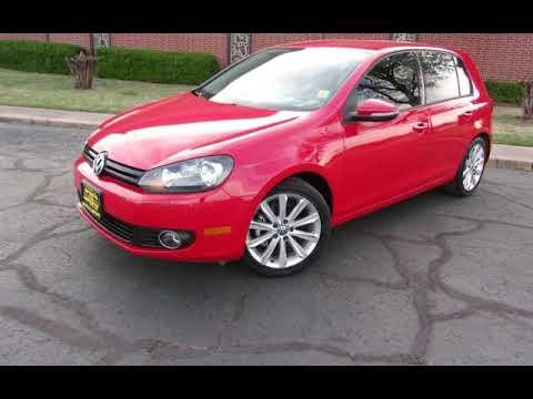 2012 Volkswagen Golf TDI for sale in TULSA, OK