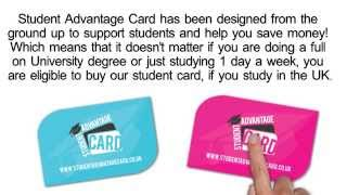 Do you qualify for a student card?