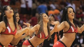 Miami Heat Dancers NBA, Cheerleaders