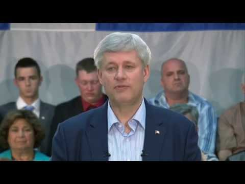 Stephen Harper says no to ground mission in Syria