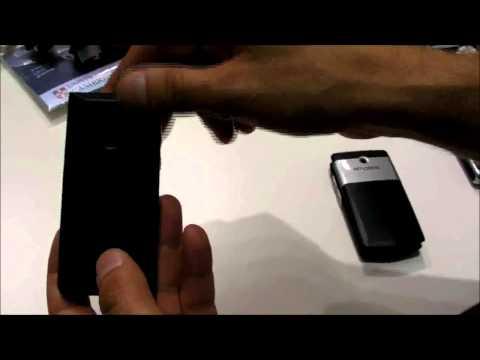 Drei neue Senioren-Handys von Emporia auf der IFA 2011