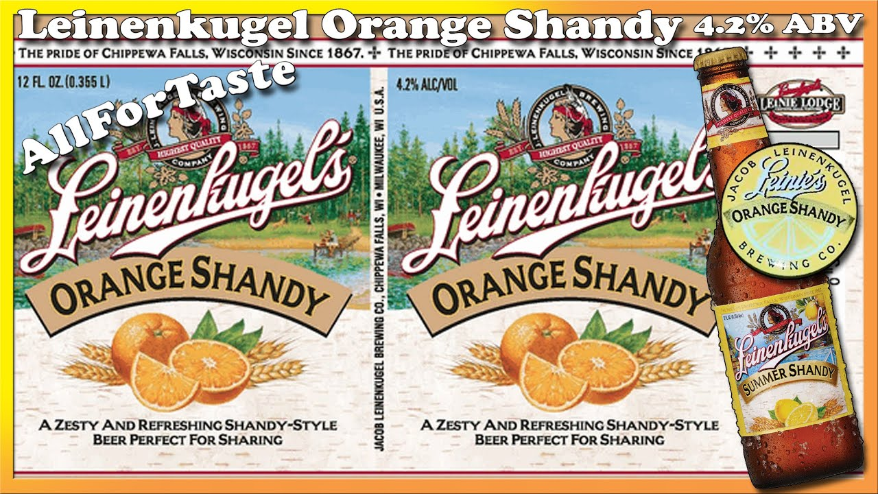 Where to buy leinenkugel s grapefruit shandy - Leinenkugel S Orange Shandy