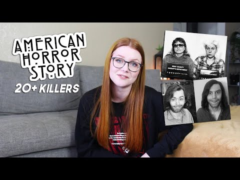 Every Serial Killer Portrayed In American Horror Story