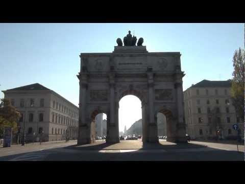 Siegestor München HD Scan