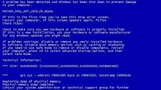 Не успеваю увидеть синий экран код ошибки BSOD на Windows 7, Vista, XP