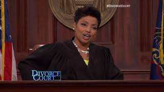 Classic Divorce Court: Call Me Big Daddy
