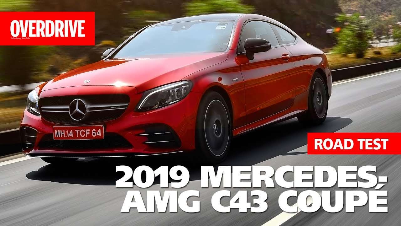 Mercedes-AMG C43 coupé | India Review | OVERDRIVE