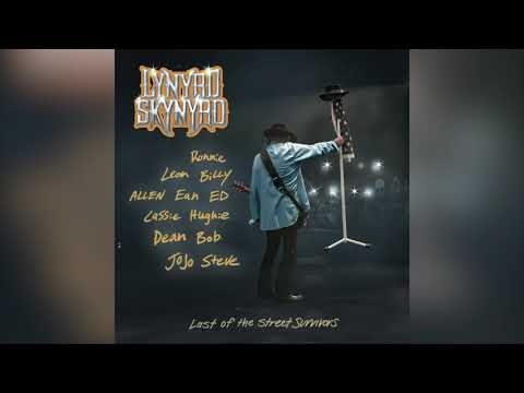 Lynyrd Skynyrd - Last of the Street Survivors [New Song 2020]