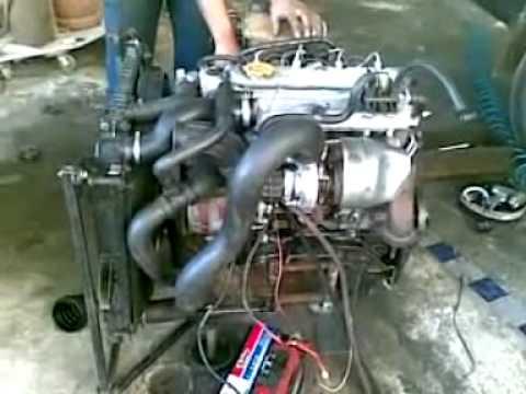 Maxion Hsd 2 5 Turbo Diesel Engine Ford Ranger F 1000