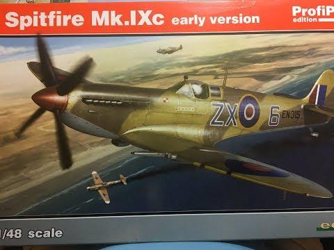Eduard Spitfire MK IX Part 1