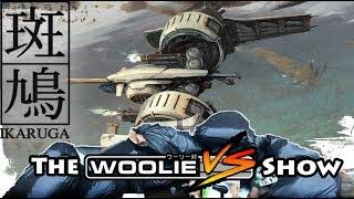 The Woolie Versus Show: Ikaruga