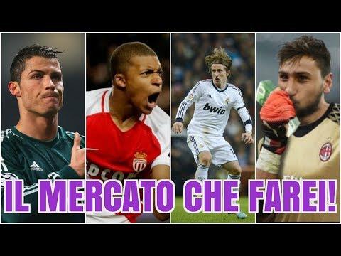 ANCORA CHAMPIONS AL REAL? - COSTRUIAMO IL R.MADRID!!!