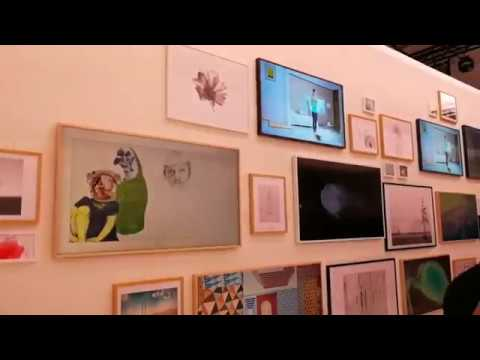 Samsung The Frame tv 2017