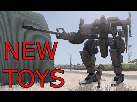 Testing a TRUE Weapon to Surpass Metal Gear