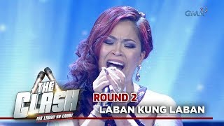"""The Clash 2019: Angel Ram sings her moving rendition of """"One More Try""""   Top 32"""