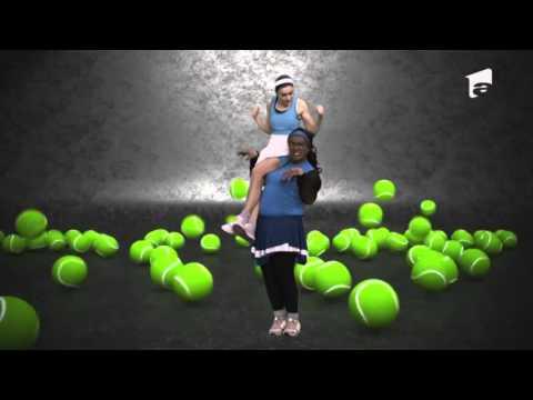 Bătălia în rime! Simona Halep vs. Serena Williams