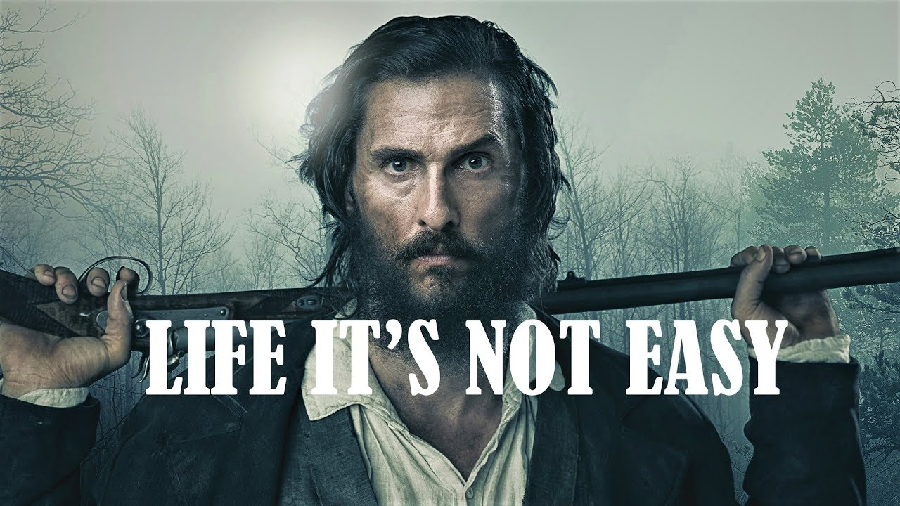 Image result for life is not easy matthew mcconaughey
