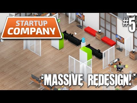 Startup Company #5 Mass Redesign