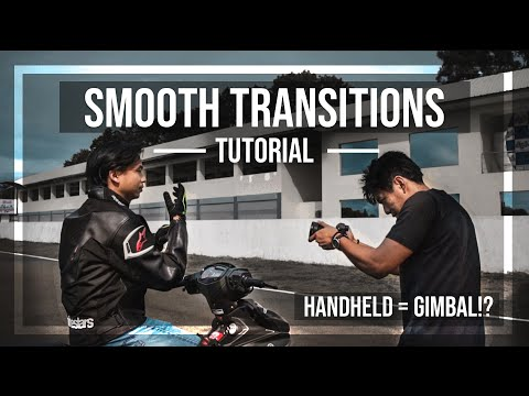 HOW TO SHOOT SMOOTH TRANSITION SEQUENCE! | Behind the Scenes