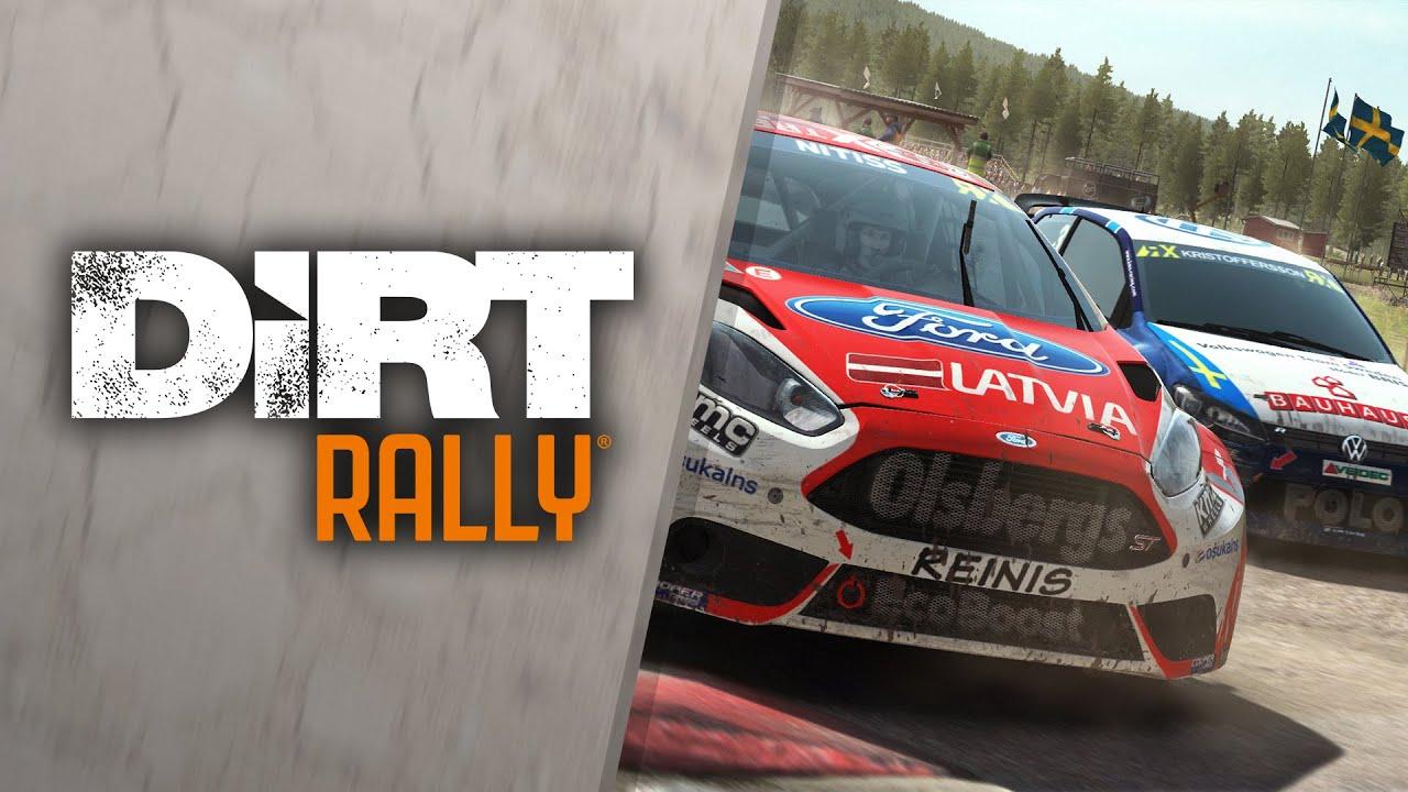 DiRT Rally: the Multiplayer trailer [FR]
