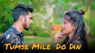 Tumse Mile Do Din - Darshan Raval   Crush Love Story   Love Series   Latest Song 2020
