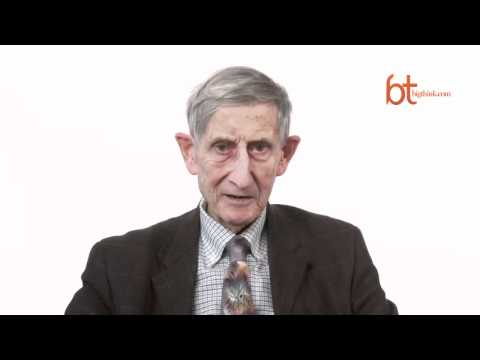 Big Think Interview With Freeman Dyson