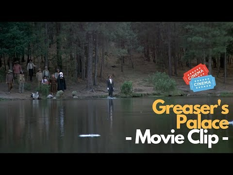 Greaser's Palace Movie