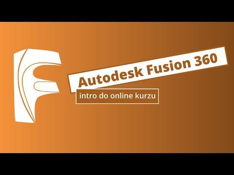 Autodesk Fusion 360 - Info O Programe