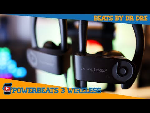 Beats By Dre PowerBeats 3 Review.  What A Deal!!!
