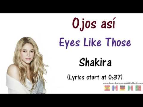 shakira ojos asi mp3 download free