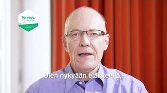 TerveysSummit traileri: Erikoislääkäri Rauli Mäkelä