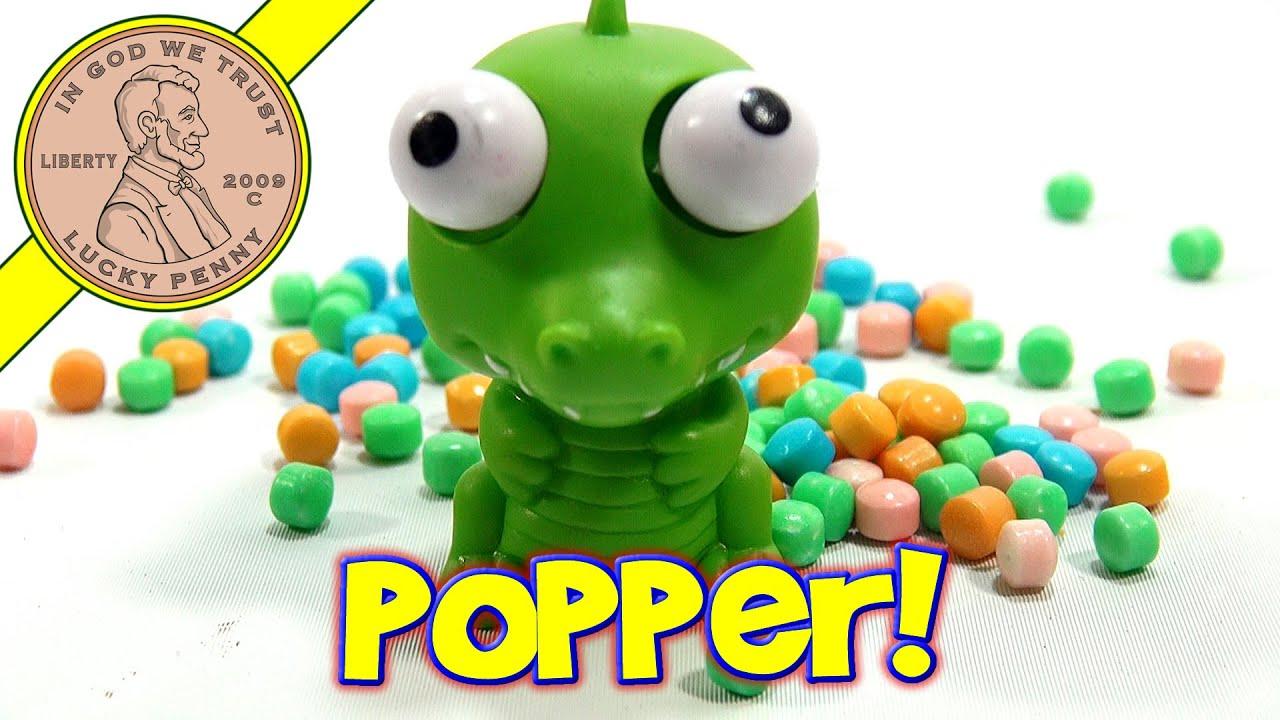 Squishy Eyeball Toy : Koko s Eye Popper Toy & Candy - YouTube