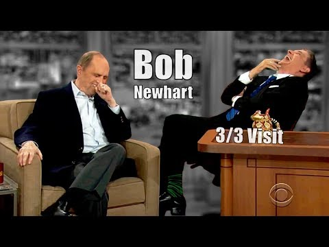 Bob Newhart  The Conversation Dies For A Second  33 Visits In Chron. Order
